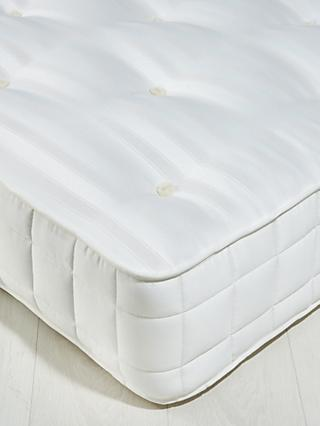 John Lewis & Partners Classic Collection Comfort Support 800 Pocket Spring Mattress, Firm Tension, Single