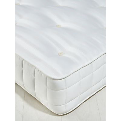 John Lewis & Partners Classic Collection Luxury Support 1200 Pocket Spring Mattress, Medium/Firm Tension, Small Double
