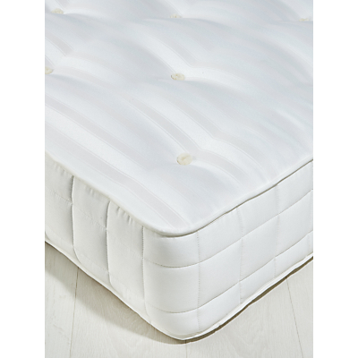 John Lewis & Partners Classic Collection Luxury Support 1200 Pocket Spring Mattress, Medium/Firm Tension, Super King Size