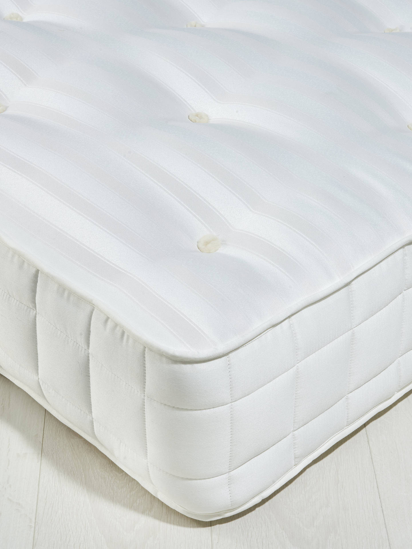 separation shoes 55da4 407ad John Lewis & Partners Classic Collection Comfort Support 1400 Pocket Spring  Mattress, Medium Tension, King Size
