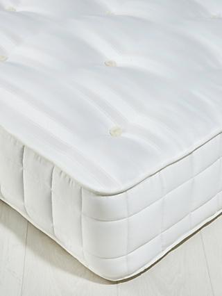 John Lewis & Partners Classic Collection Luxury Support 1800 Pocket Spring Mattress, Medium/Firm Tension, Small Double