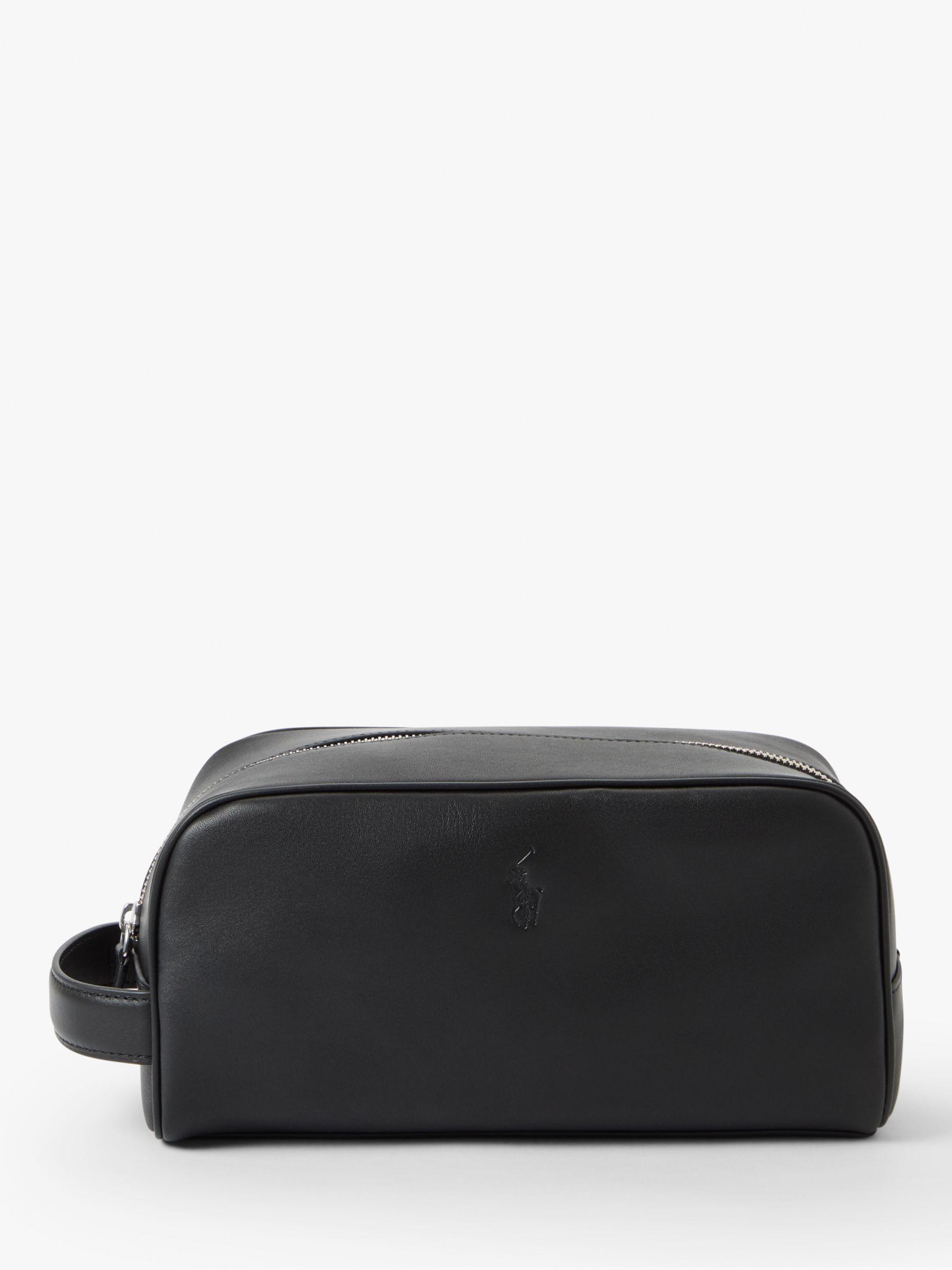 Polo Ralph Lauren Leather Wash Bag 283141bbcec5d