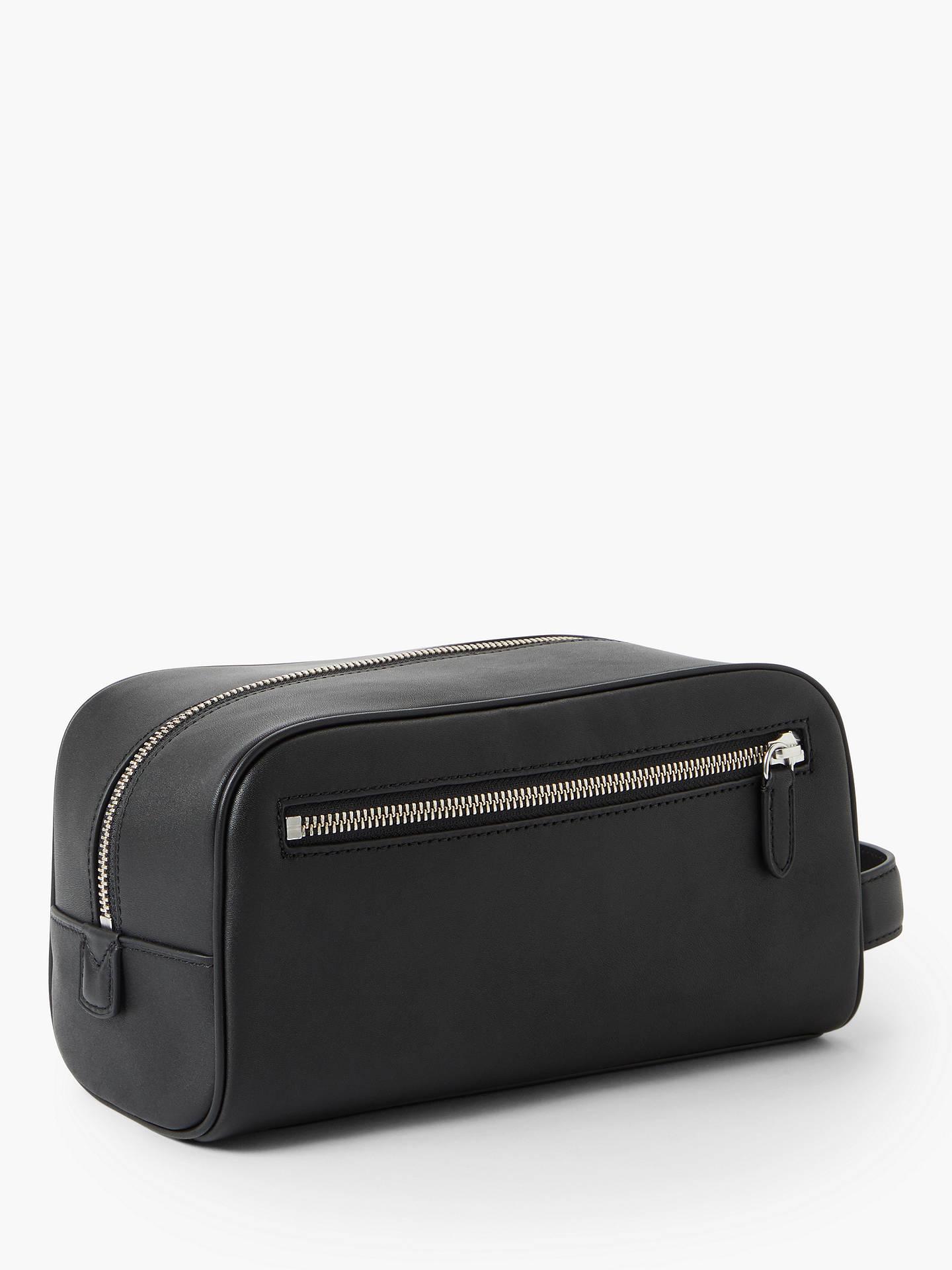 ddee6b208b ... Buy Polo Ralph Lauren Leather Wash Bag