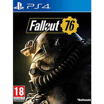 Image of Fallout 76, PS4