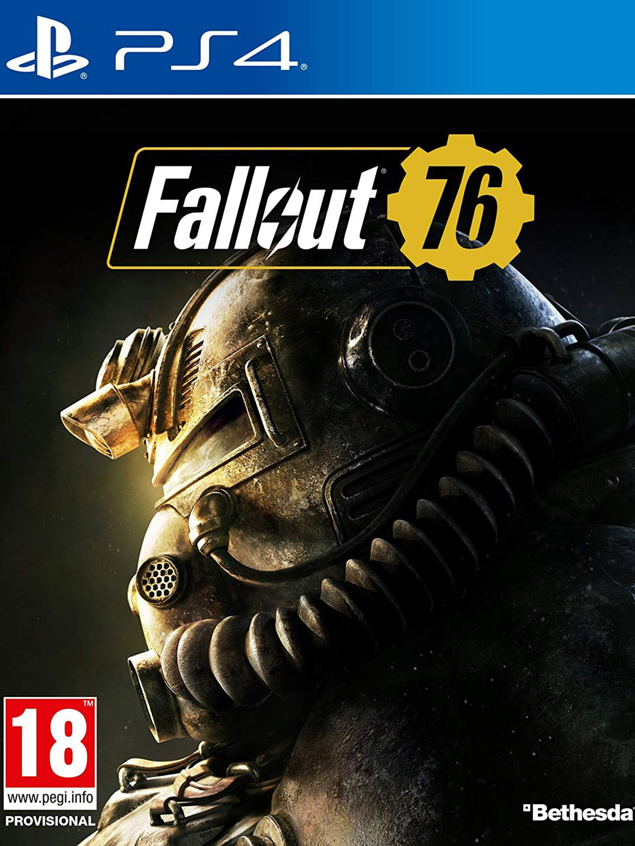 Sony Fallout 76, PS4