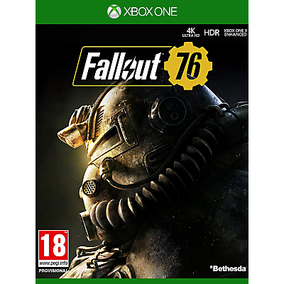 Image of Fallout 76, Xbox One