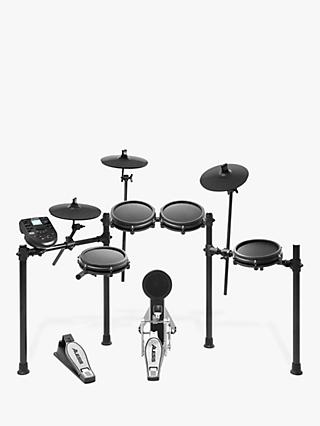 Alesis Nitro Mesh Eight-Piece Electronic Drum Kit