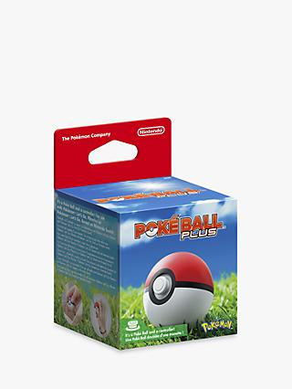 Nintendo Poké Ball Plus, Switch Controller and Pokémon 'Container'