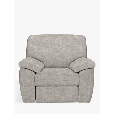 John Lewis & Partners Camden Armchair, Light Leg
