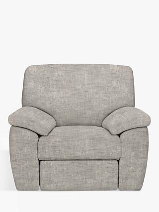 John Lewis & Partners Camden Armchair, Light Leg, Maria Steel