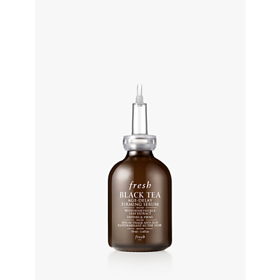 Image of Fresh Black Tea Age-Delay Firming Serum, 50ml
