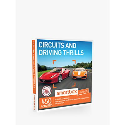 Image of Smartbox by Buyagift Circuits and Driving Gift Experience