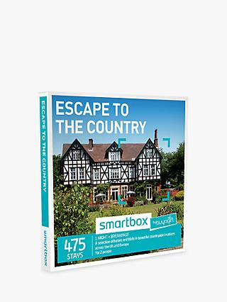 Smartbox by Buyagift Escape to the Country for 2 Gift Experience