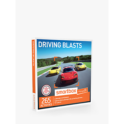 Image of Smartbox by Buyagift Driving Blasts Gift Experience