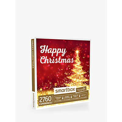 Image of Smartbox by Buyagift Happy Christmas Gift Experience Voucher