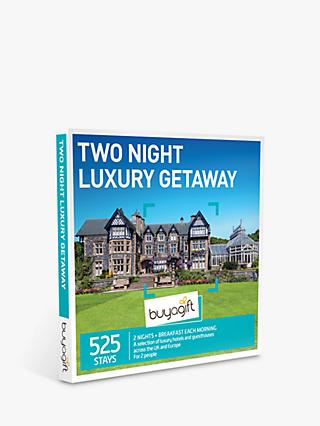 Smartbox Two Night Luxury Getaway Gift Experience