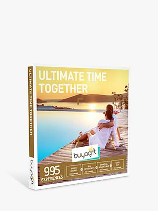 Smartbox Ultimate Time Together Gift Experience