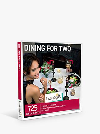 Smartbox by Buyagift Dinner for Two Gift Experience