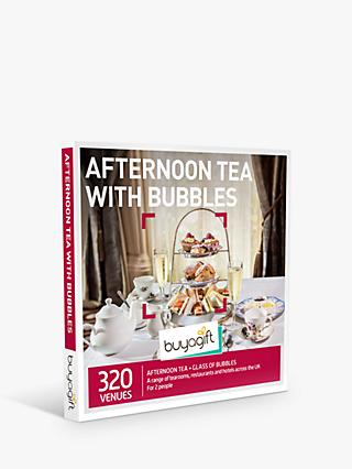 Smartbox by Buyagift Afternoon Tea with Bubbles Gift Experience
