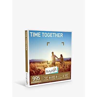 Image of Smartbox Time Together Gift Experience