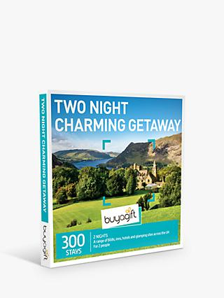 Smartbox Two Night Charming Getaway Gift Experience
