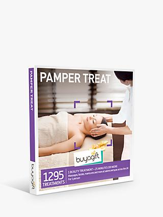 Smartbox By Buyagift Pamper Treat Gift Experience