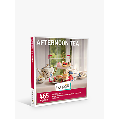 Image of Smartbox by Buyagift Afternoon Tea Gift Experience