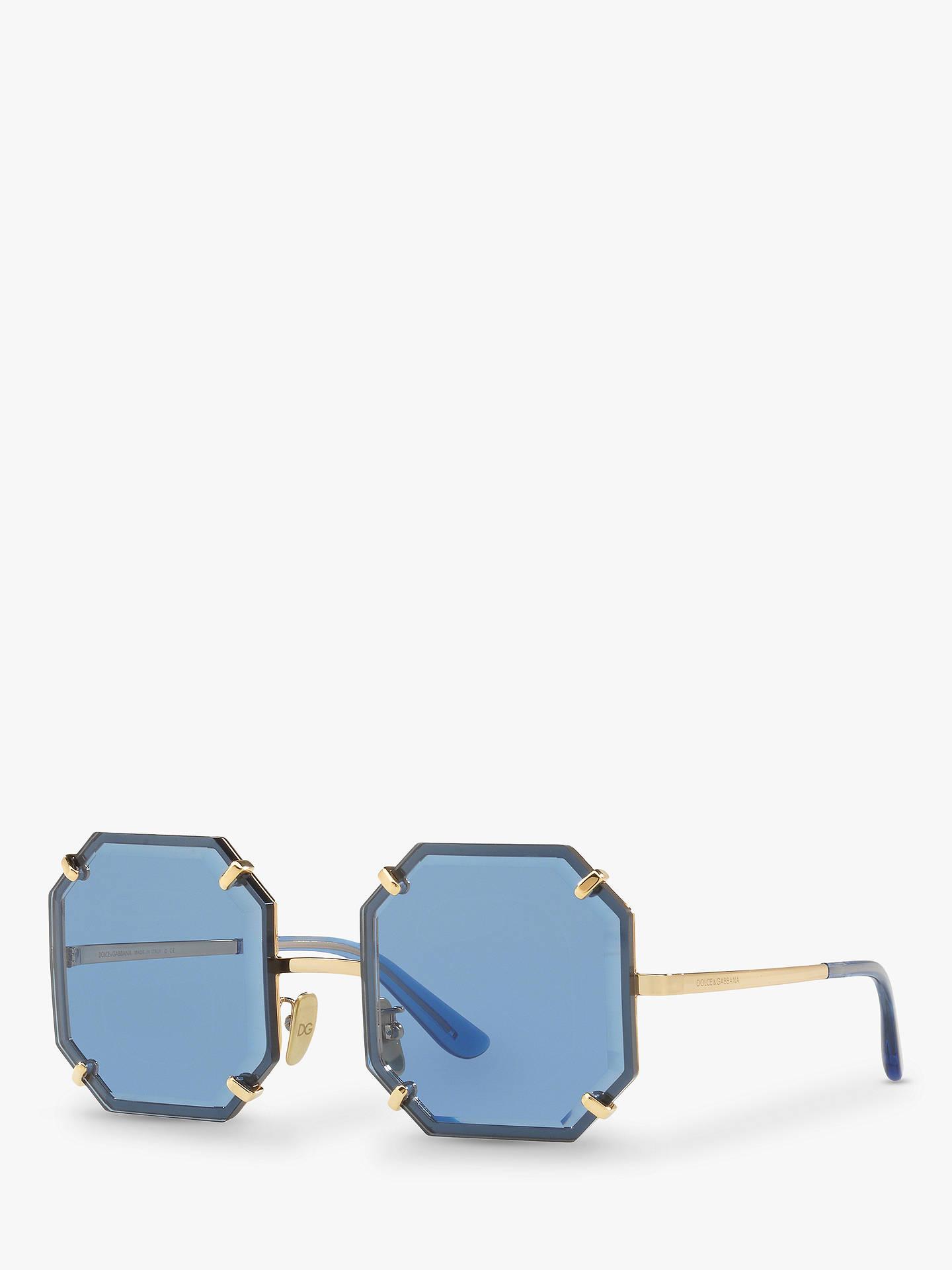 d5af2f7e49bf Buy Dolce   Gabbana DG2216 Women s Octagonal Sunglasses