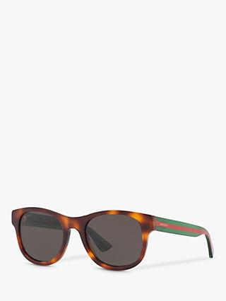 Gucci GG0003S Men's D-Frame Sunglasses