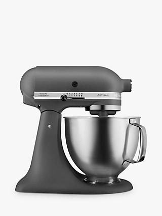KitchenAid 5KSM156BFP Artisan 4.8L Stand Mixer, Imperial Grey