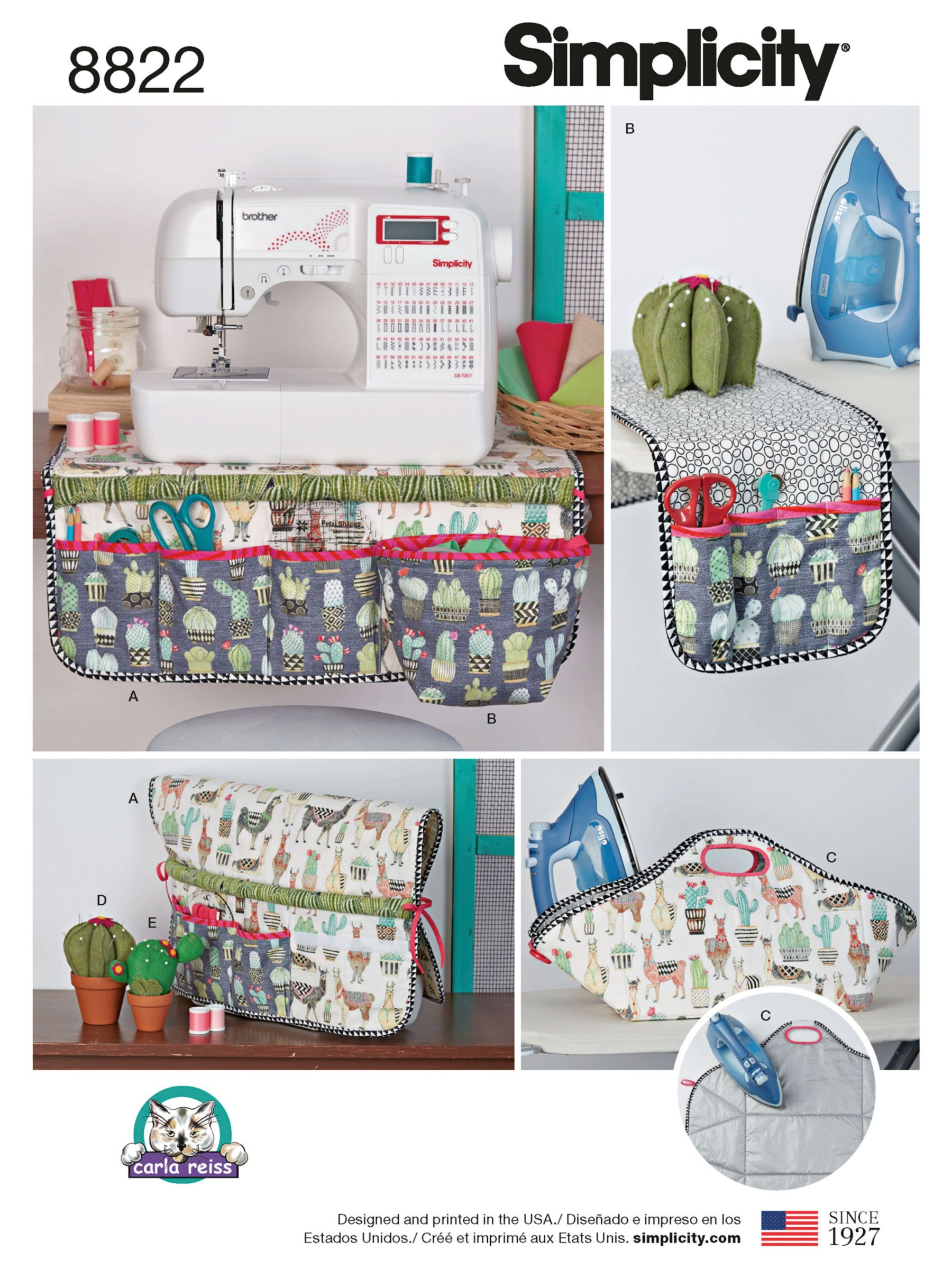 Simplicity Simplicity Sewing Kit Accessories Sewing Pattern, 8822