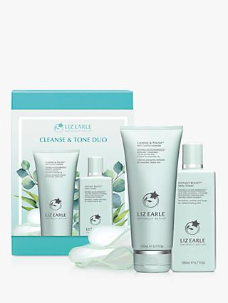 Liz Earle Cleanse & Tone Duo Refresh Skincare Gift Set