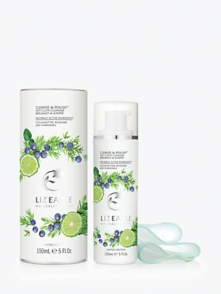 Liz Earle Cleanse & Polish™ Hot Cloth Cleanser Bergamot & Juniper, 150ml