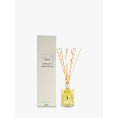 True Grace Village Rosemary & Eucalyptus Reed Diffuser, 200ml