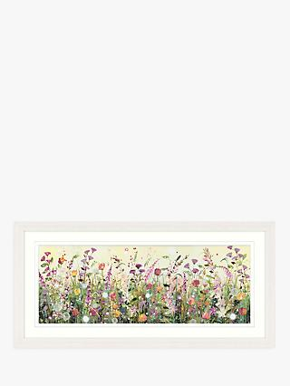 Jane Morgan - Summer Dreams Framed Print & Mount, 52 x 107cm