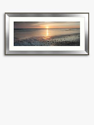 Mike Shepherd - Ebb & Flow Framed Print, 55 x 110cm