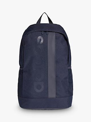 adidas Linear Core Backpack, Legend Ink
