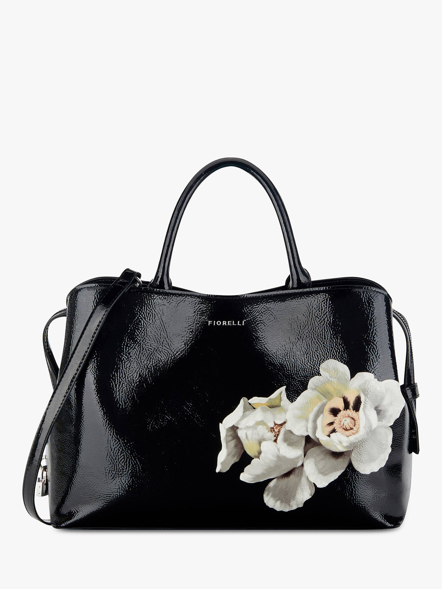 7cc39a471574 Buy Fiorelli Bethnal Triple Compartment Grab Bag, Multi Online at  johnlewis.com ...