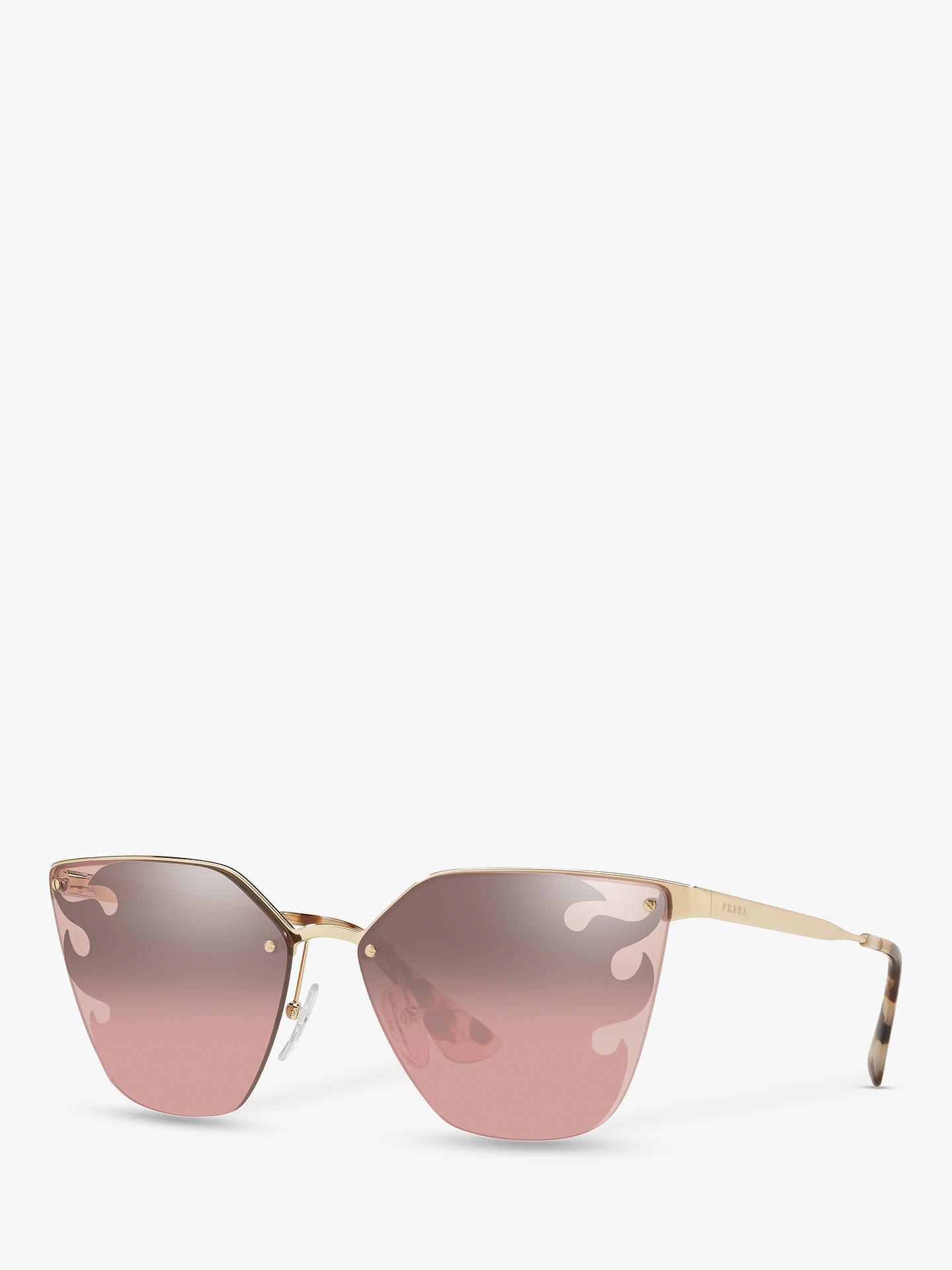 ee24760d2ad0c Buy Prada PR 68TS Women s Cat s Eye Sunglasses