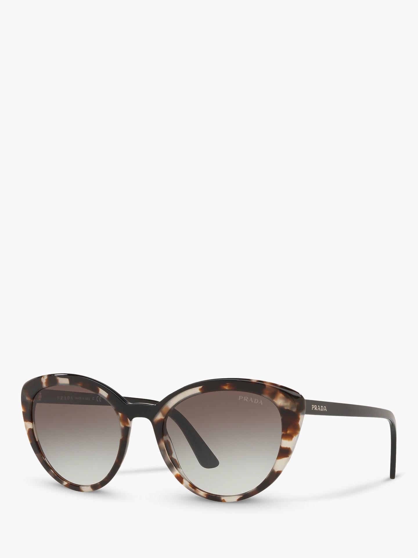 a7e3638ef4e1 Prada PR 02VS Women s Cat s Eye Sunglasses at John Lewis   Partners