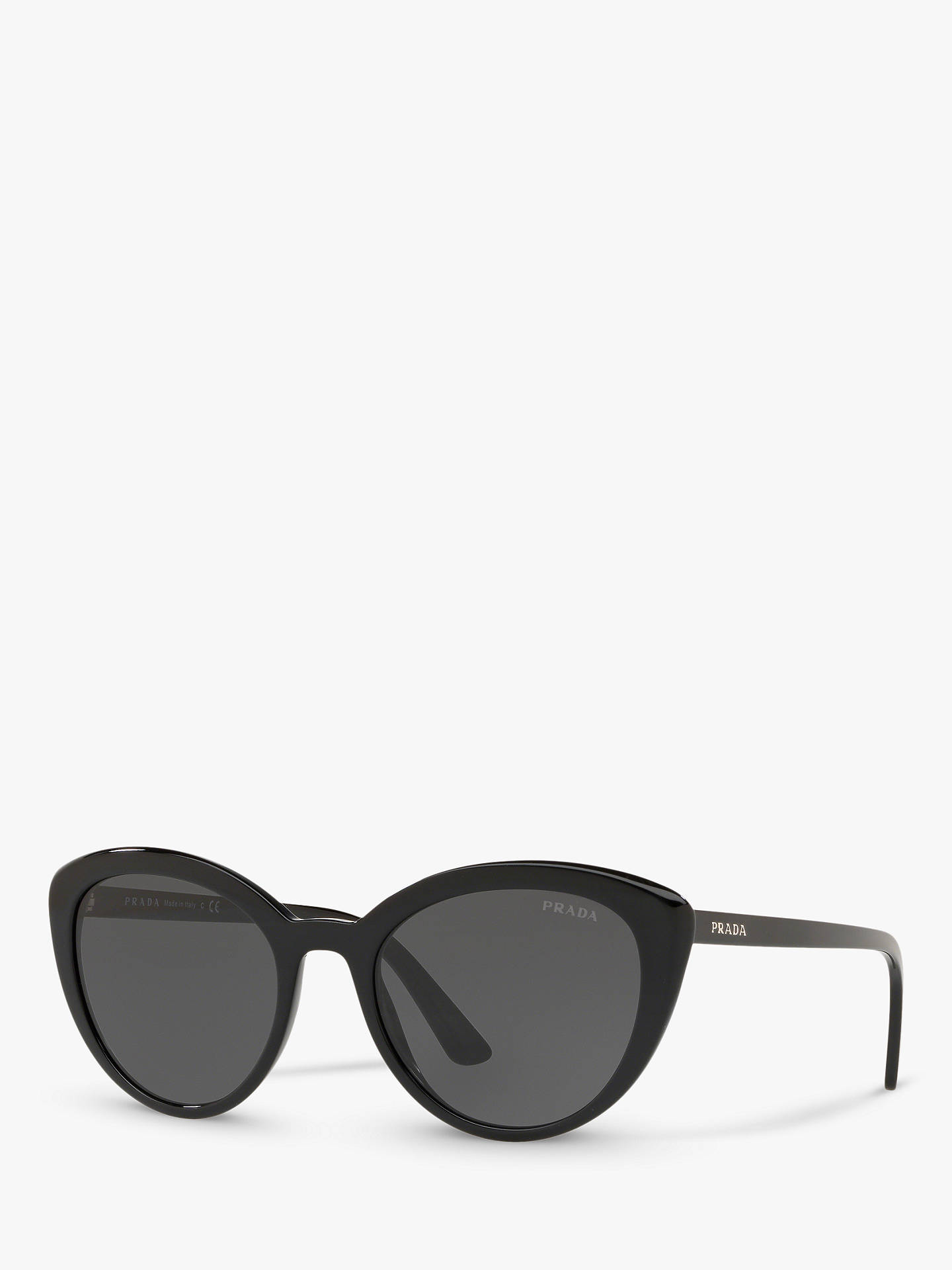 395500cd905 Buy Prada PR 02VS Women s Cat s Eye Sunglasses