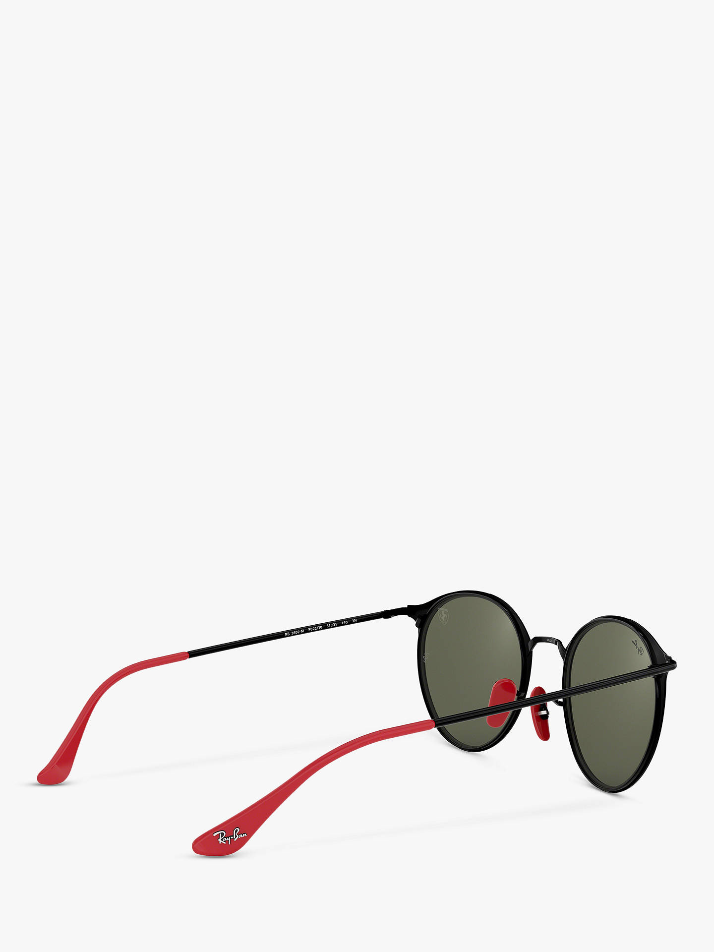 07a4f0bc43f88 ... Buy Ray-Ban Scuderia Ferrari Collection RB3574N Unisex Round Sunglasses