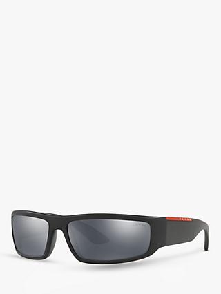 36c330c54e Prada PS 02US Men s Rectangular Sunglasses