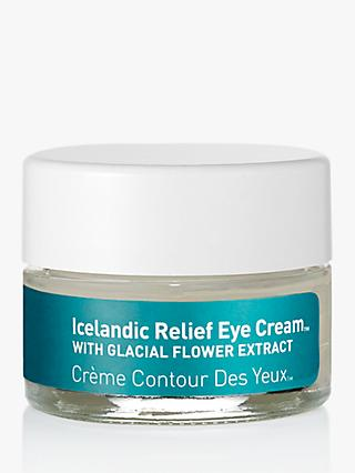 skyn ICELAND Icelandic Relief Eye Cream, 14g