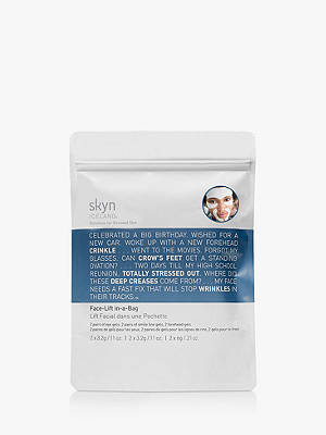 Buyskyn ICELAND Face Lift In A Bag Skincare Kit Online at johnlewis.com