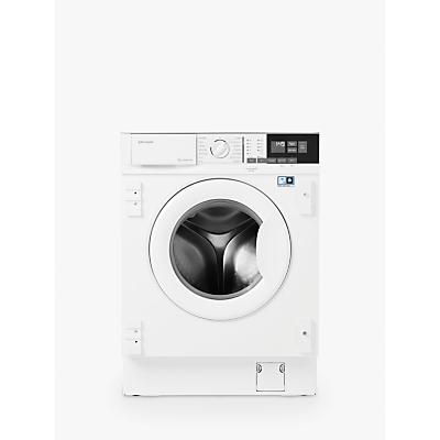John Lewis & Partners JLBIWM1404 Integrated Washing Machine, 7kg Load, A+++ Energy Rating, White