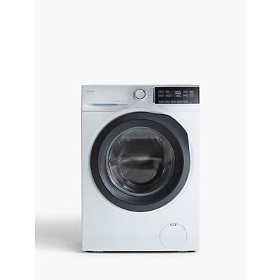 John Lewis & Partners JLWM1428 Freestanding Washing Machine, 8kg Load, A+++ Energy Rating, White