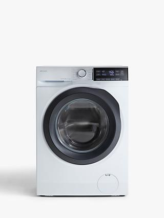 John Lewis & Partners JLWM1428 Freestanding Washing Machine, 8kg Load, 1400rpm Spin White