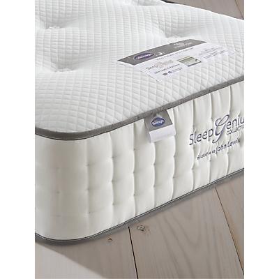 Silentnight Sleep Genius 2000 Pocket Eco Comfort Mattress, Medium Tension, Single