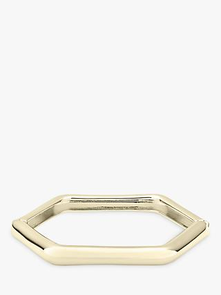 46eaf63be03d Karen Millen Hexagonal Bangle